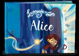 """Le livre personnalisé """"La Magie de mon Nom"""""""